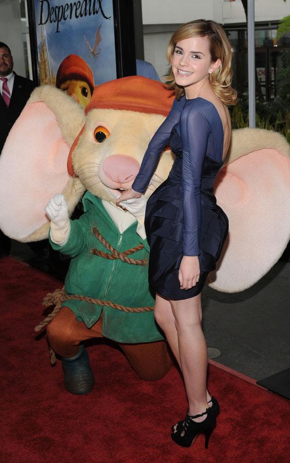 Emma Watson Nude?