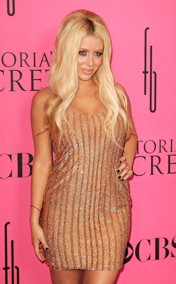 Aubrey O'Day: Coming Out of the Closet?