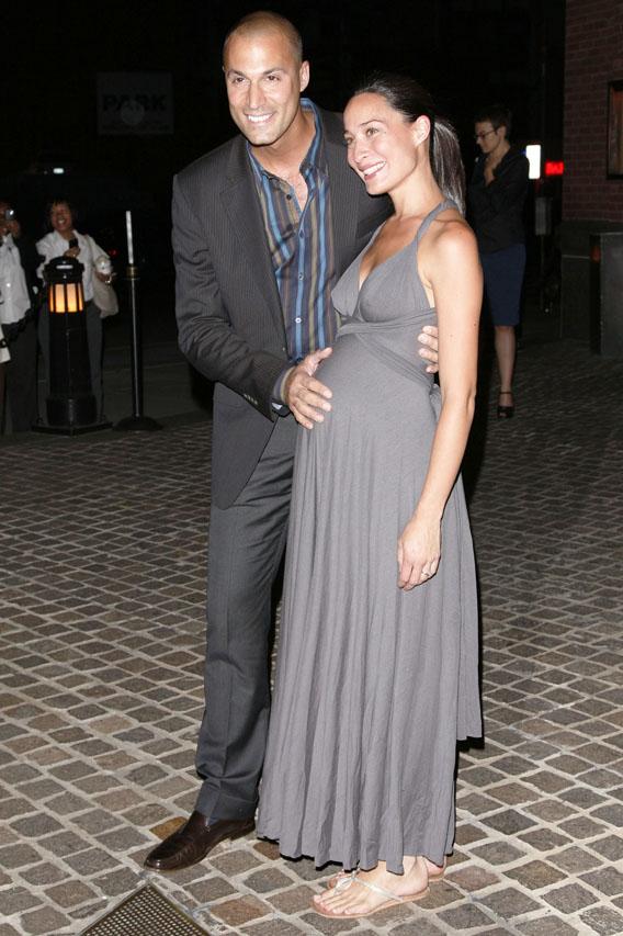 'Top Model' Judge Nigel Barker: New Dad!