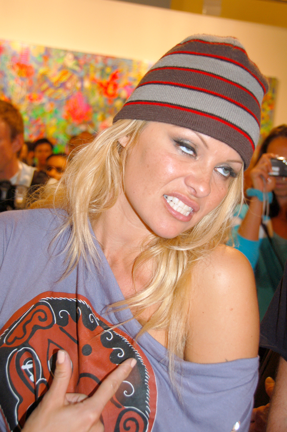 Pam Anderson's Sordid Spree: The Wild Details