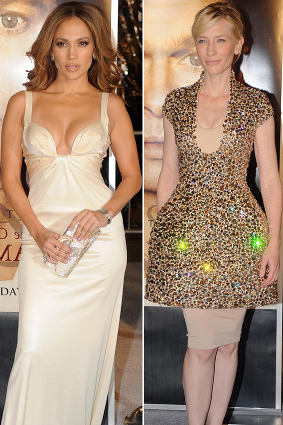 The Curious Case of Cate Blanchett and J Lo