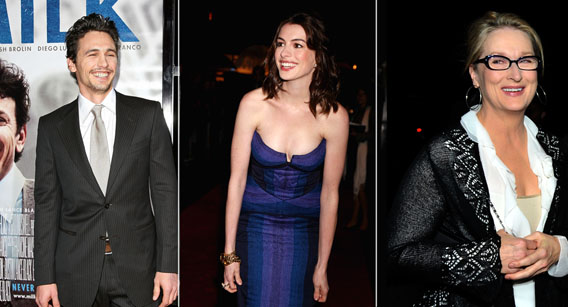 The 66th Annual Golden Globe Nominations Are In