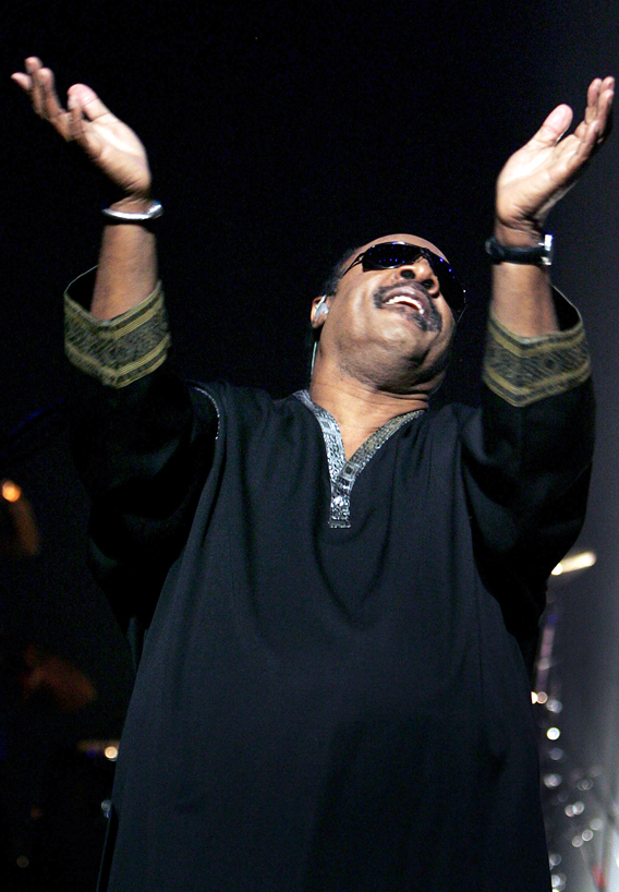 Stevie Wonder Contemplates 'Dancing with the Stars'