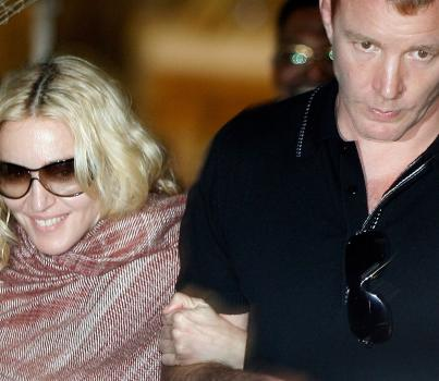 Madonna and Guy Ritchie's $76 Million Christmas Adventure