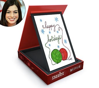 Anne Hathaway and Pals Issue Holiday Cards for a Cause