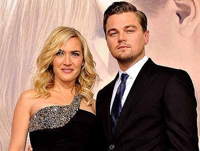 Kate Winslet and Leonard Dicaprio: On the 'Road' Again