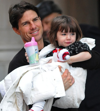 Suri Cruise: Star of Stage and Screen?
