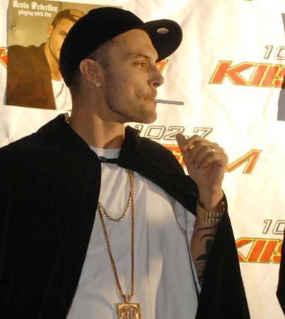 Kevin Federline: Papa's Got a Brand New Bag of Drugs?