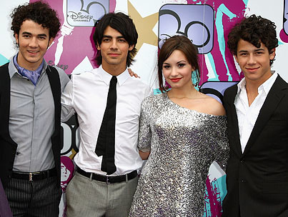 Demi Lovato: 'I've Never Kissed a Jonas Brother'