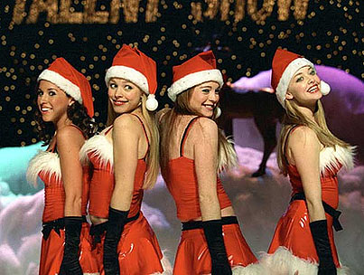 Top 5 Sexiest Holiday Movie Moments