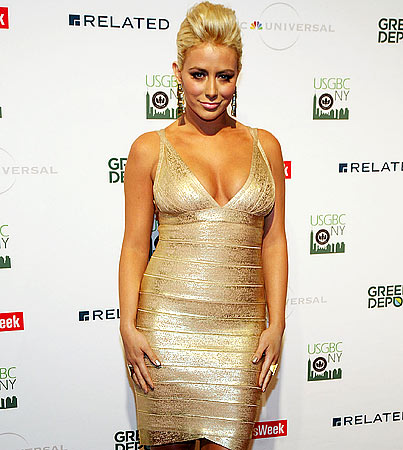 Aubrey O'Day Is Equal Opportunity