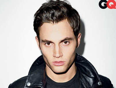 Penn Badgley's Balls Are in the 'GQ' Court