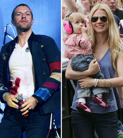 Chris Martin on Gwyneth Paltrow: What Divorce?
