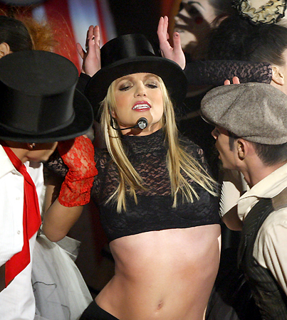 Will Britney Spears Play with the Pussycat Dolls?