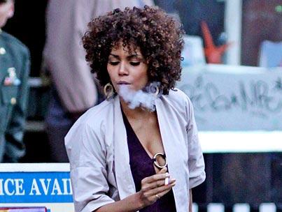 Halle Berry's Smokin'