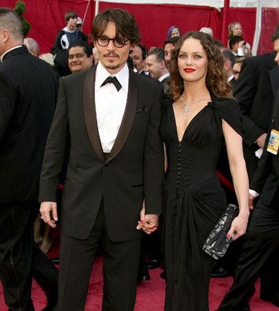Is Johnny Depp About to Propose?