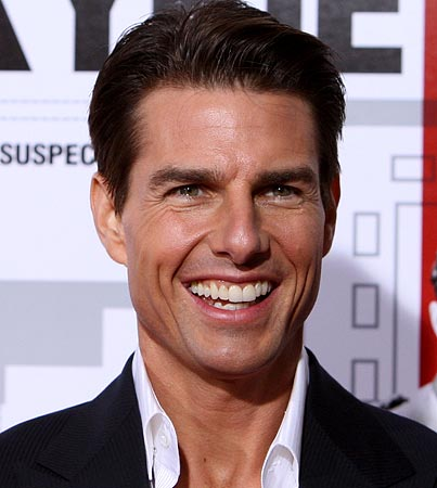 Tom Cruise Skips Katie's B'Day for 'Valkyrie' Premiere