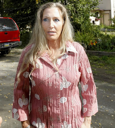 Bristol Palin's Future Mother-in-Law Busted for Drugs