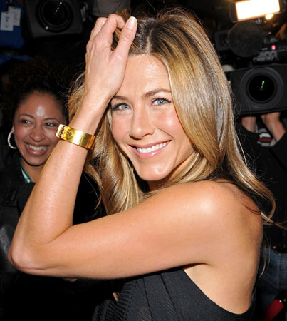 The Jennifer Aniston Files
