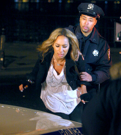 Leona Lewis and Chace Crawford's Arresting New Video