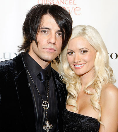 Holly Madison Has a Proposal for Criss Angel