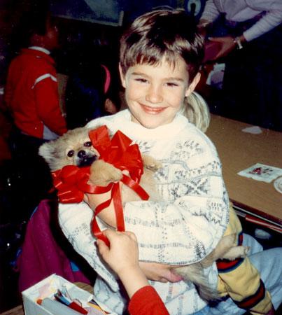 Stars Share Their Christmas Photos Past