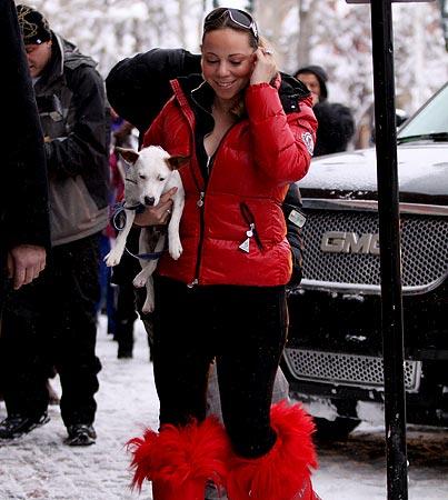 Mariah Carey: Mrs. Claus 2008