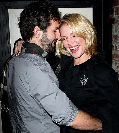 It's Katherine Heigl and Josh Kelly's Anniversary!