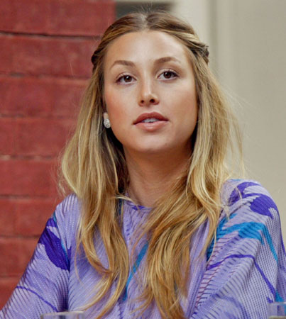 Whitney Port's Day Has Come!