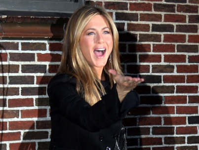 Jennifer Aniston: #1, Doggone It!