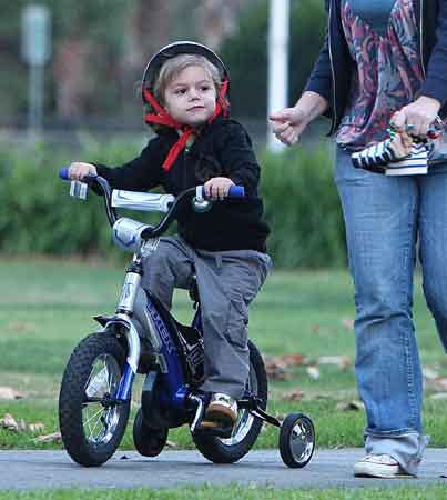 Kingston Rossdale, Easy Rider