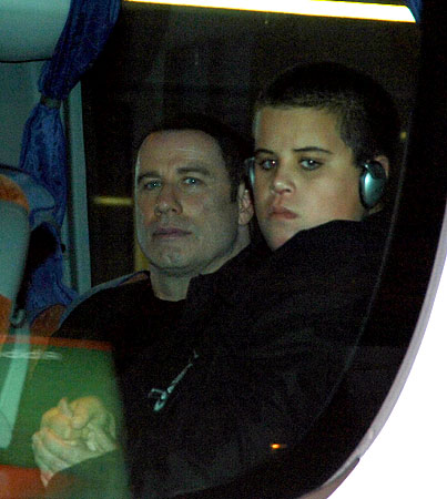 John Travolta's Son Suffers Fatal Seizure