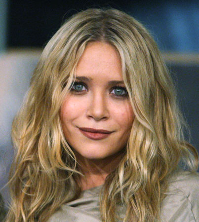 Ashley Olsen: No Acting For Now