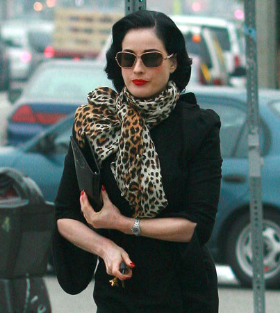 Dita: Woman on the Verge of Pilates
