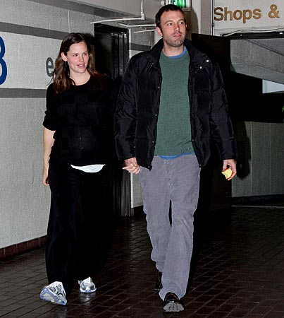Jennifer Garner and Ben Affleck: Praying for Baby