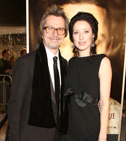 Gary Oldman fourth wife