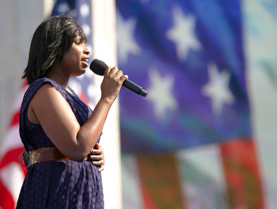 No Truth to Jennifer Hudson Inauguration Rumors