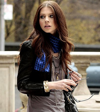 Michelle Trachtenberg Back for More 'Gossip'