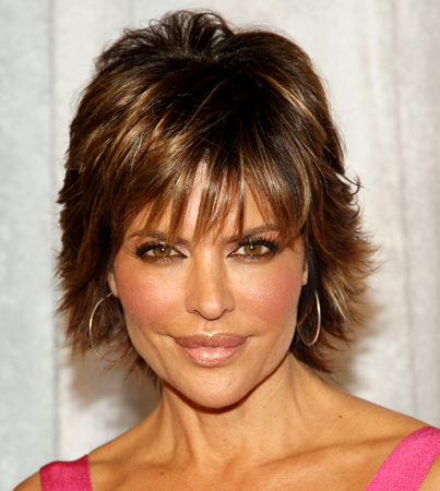 Lisa Rinna Got a Bit Too Cheeky