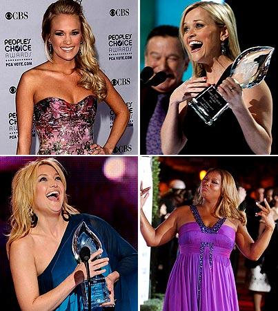 People's Choice Awards 2009: Gallery of Excellence!