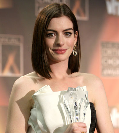 Anne Hathaway Going Back to Work?