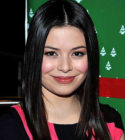 Miranda Cosgrove Gets a Case of 'Cribs'