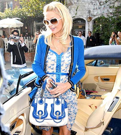 Paris Hilton Turns Her Jail Stint Into Music