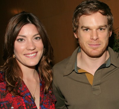 Secret Wedding For Michael C. Hall and Jennifer Carpenter