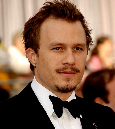 Heath Ledger Wins Posthumous Golden Globe