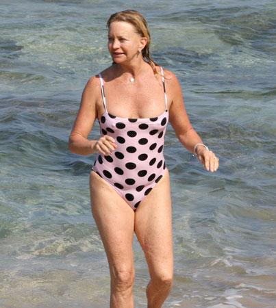 Goldie Hawn: Maui Wowie!