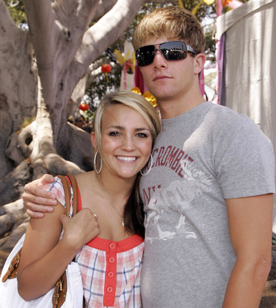 Wedding Bells for Jamie Lynn Spears and Casey Aldridge?