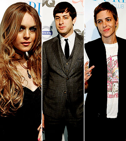 Mark Ronson's Brotherly Hate for Lohan