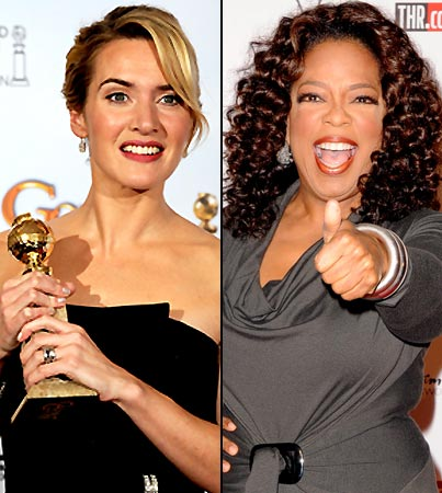 VIDEO: Oprah Likes Kate Winslet Breast of All