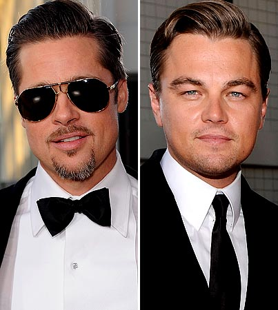 UPDATED: Leonardo DiCaprio to Brad Pitt: 'Tag, I'm It!'